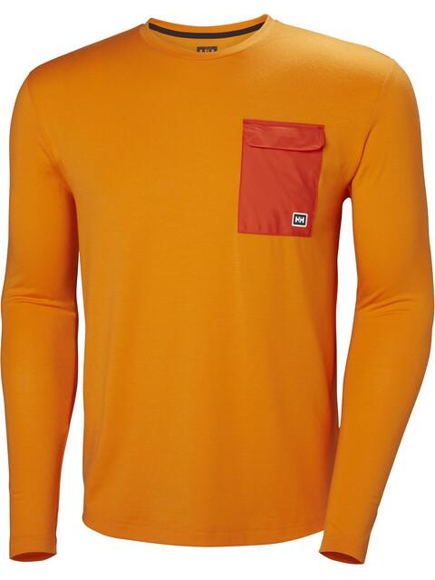 Helly Hansen M's Lomma LS Blaze Orange